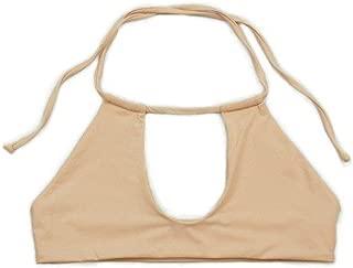 product image for Dippin' Daisy's Seamless Keyhole Halter Bikini Top