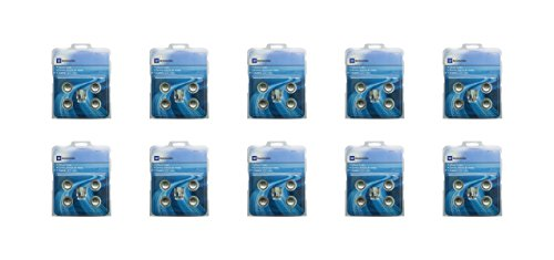 GM Accessories 12498081 M12x1.5x31.2 Wheel Lock Kit (Pack of 10) by General Motors (Image #2)