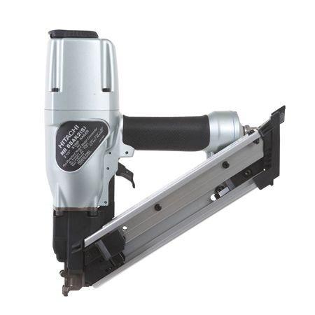 Hitachi NR65AK2S Strap-Tite Metal Hardware Nailer, 1-1/2 inch to 2-1/2 inch #NR65AK2S