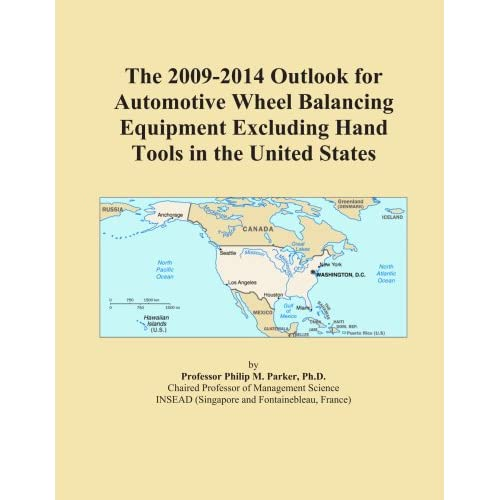 The 2009-2014 Outlook for Automotive Wheel Balancing Equipment Excluding Hand Tools in India Icon Group International