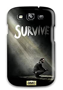 The Walking Dead Flip Case With Fashion Design For Case Samsung Galaxy S5 Cover