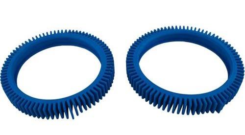 The Pool Cleaner Front Tires, Blue (Package of - Poolvergnuegen Pool