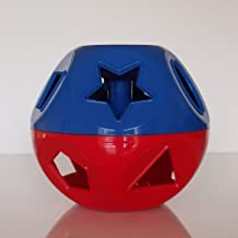 Toy / Game Extreme Tupperware Shape O Ball Toy - Develop Coordination And Dexterity - Great Fun For Kids