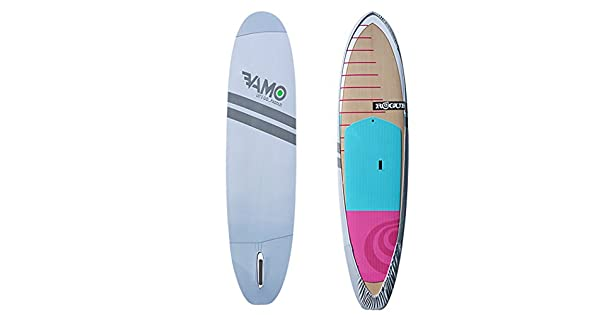 Amazon.com: VAMO Stand Up Paddle Board, 4-WAY STRETCH, UV ...