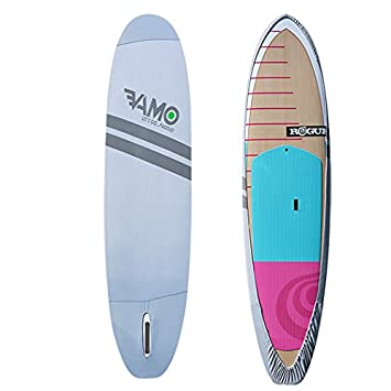 Vamo para tabla de Stand Up Paddle Board, elástico, UV, 9 ""