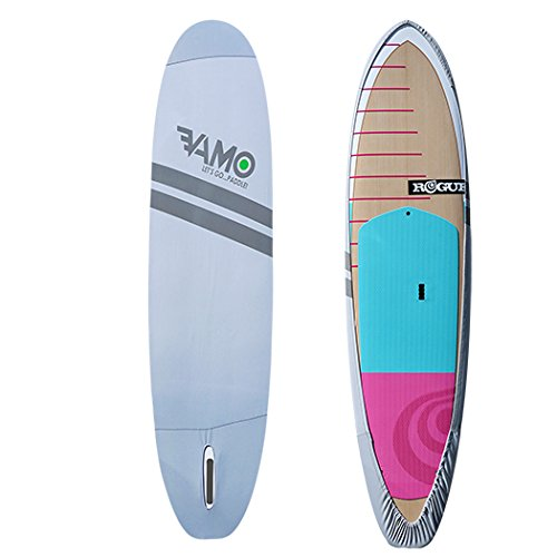 VAMO Stand Up Paddle Board, 4-WAY STRETCH, UV BOARD COVER (10'6' - 12')
