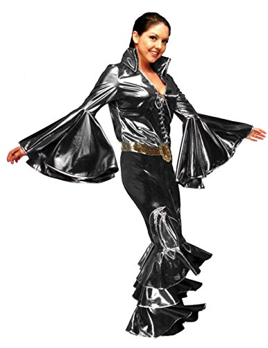 Women's 1970s Disco Queen Rock Star Costume- Sold Separately (Large, (70s Rock Star Costumes)