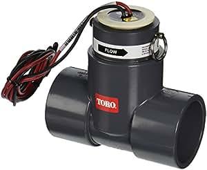 "Toro Plastic Tee TFS-200 Flow Sensor, 2"""