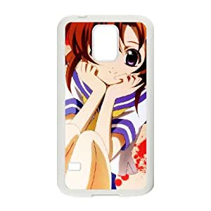 When They Cry Samsung Galaxy S5 Cell Phone Case White ryl ersh