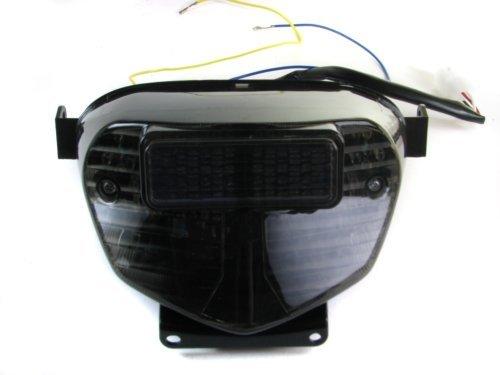 Smoke LED Tail Light with turn signal for Suzuki GSXR 600 750 1000 K1 K3 00 01 02 03