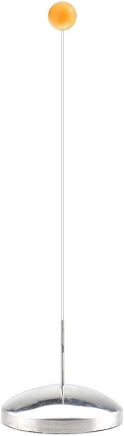 XSWY Elástica Suave del Eje Trainer Mesa de Ping Pong, Bola de práctica, Dispositivo de Auto formación, máquina de Bolas Mesa de los Adultos Raqueta de Tenis for niños de Rebote Junta