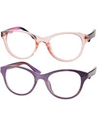 Lovely Hit Color Oversized Clear Lens Eye Glasses Frame...