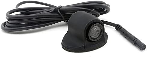 iNewcow Mini Universal Car Front View Camera with CCD Waterproof IP67 Wide Angle 170 Degrees