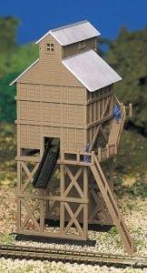 Bachmann Coaling Station - N Scale (Tin Train Station)