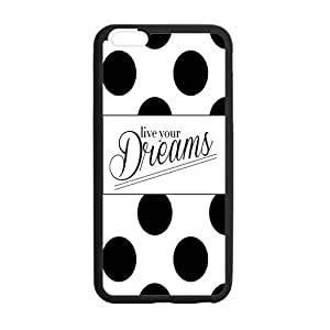 the Case Shop- Words TPU Rubber Hard Back Case Cover Skin for iPhone 6 Plus 5.5 Inch ,i6pxq-76