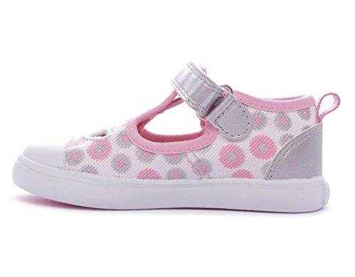 Geox B Kiwi G D mixte enfant, toile, sneaker low