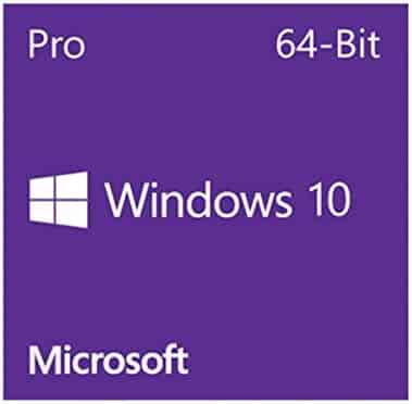 Windows 10 Pro OEM DVD English (Professional) 64 bit