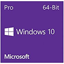 Windows 10 Pro OEM DVD English (Professional) 64 bit