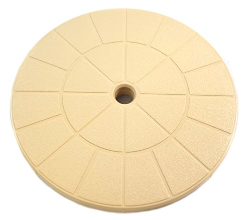 Val-Pak Tan American Skimmer Lid 9 1/8 Inches V50-115T by Val-Pak