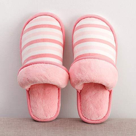 Sac Des En De Coréenne Causales Version D'hiver Épais Antidérapant Pink Et Hommes Chaussures Femmes Coton Pantoufles Léger Du Vel Flip Doux Intérieur Confortable Flop Quelques Fond Pour Avec aIf4qvWwx