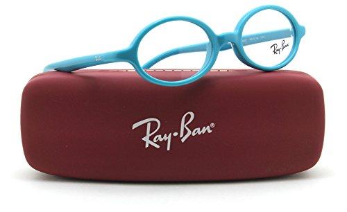 Ray-Ban RB1545 Oval JUNIOR Prescription Eyeglasses RX - able 3637, - Ban Case Hard Wayfarer Ray