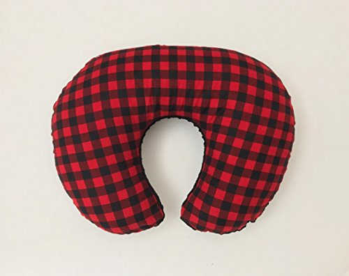 Nursing Pillow Cover - Buffalo Plaid