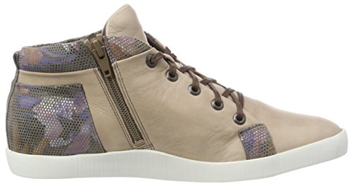 Think Beige 25 macchiato Hi Women's kombi Trainers Seas 282977 top rwSqrFzYx