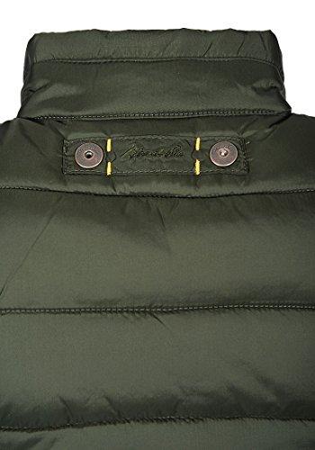 avec Bag sans Blend 77019 Droit Doudoune Manches pour Veste Green Gilet She Camilla Femme Duffle Col qqBOnAz