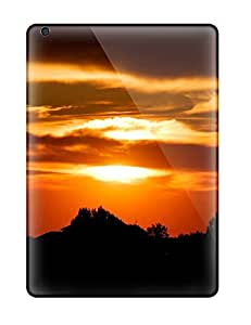Maria Julia Pineiro's Shop New Style Hot Case Cover Protector For Ipad Air- Beautiful Sunset Hd