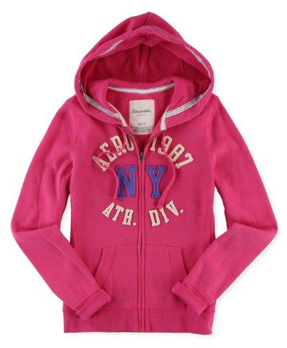 Aeropostale Womens Ath Hoodie Sweatshirt