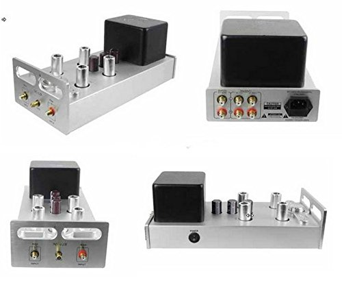 GOWE tubo preamplificador estéreo de 12 AX7 y Phono Etapa ...