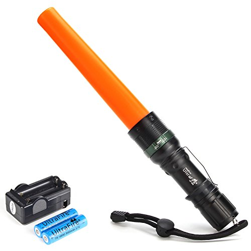 UltraFire 11 Inch Flashlight Function Rechargeable product image
