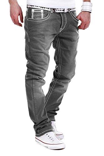 fit Straight Pantalon Styles 133 Mt Jeans Rj Gris CtaFw4qg4
