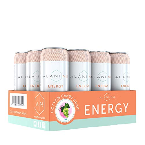 Alani Nu Energy - Cotton Candy Grape
