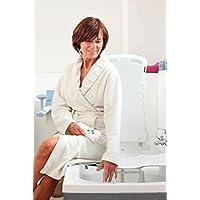 Adhome AD101715 Badewannenlift Bellavita mit Comfort Beschichtung, weiß