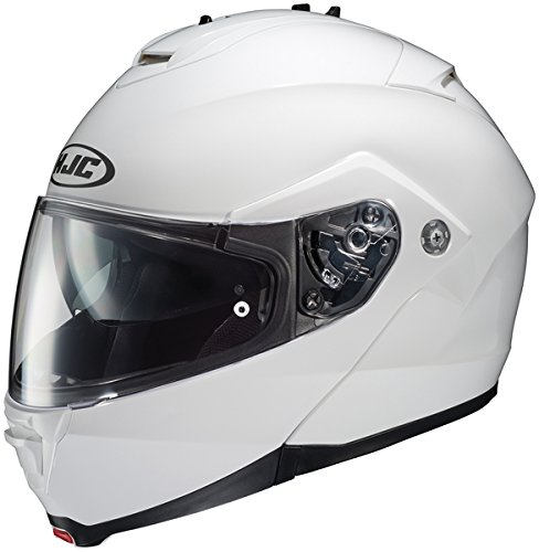 Hjc Is-max 2 White SIZE:4XL Full Face Motorcycle Helmet ()