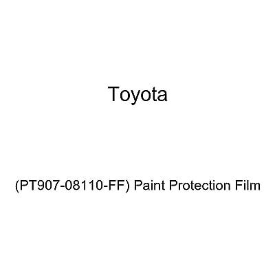 TOYOTA Genuine (PT907-08110-FF) Paint Protection Film: Automotive