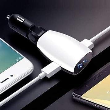 ExcLent Cargador De Coche Rápido USB Inteligente Dual Ec9 ...