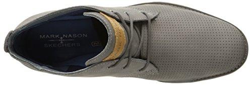 Skechers Nason Mark Mark Holford Chukka con Boot Charcoal Skechers rHSrnW4