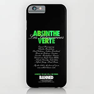 Society6 - Absinthe Verte iPhone 6 Case by THE USUAL DESIGNERS