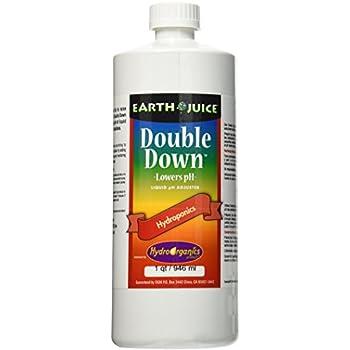 Earth Juice Double Down 1-Quart Liquid pH Adjuster