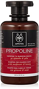 Apivita Propoline Shampoo for Colored Hair - 8.5 oz