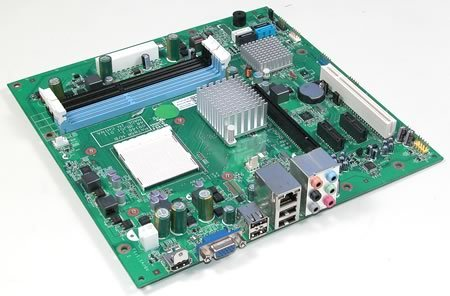 Genuine Dell 4GJJT Motherboard Mainboard System Board For the Inspiron 570 Small Mini Tower (SMT) System, Chipset AMD 785, Supported CPUs: AMD� Sempron�, Athlon� II X2/X3/X4, Phenom� II X2/X3/X, CPU and Memory NOT Included Compatible Part Numbers: 4GJJT, CN04GJJT, CN-04GJJT, 48.3BJ01.011