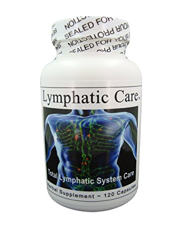 LymphatiCare - Herbal Support for Fibroids, Cysts, Masses, Nodules and Goiters