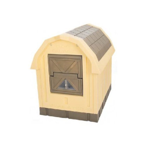 ASL Insulated Durable Dog Palace