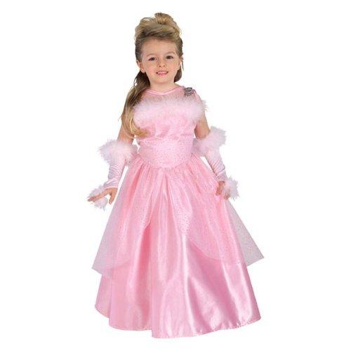 [Barbie Pink Princess Child Halloween Costume Size 8-10] (Barbie Halloween Costumes For Kids)