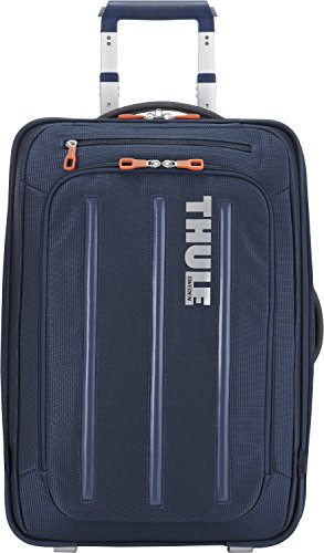 Thule Crossover 38-Litre Rolling Carry-On Suit Case (Dark Blue) by Thule (Image #1)