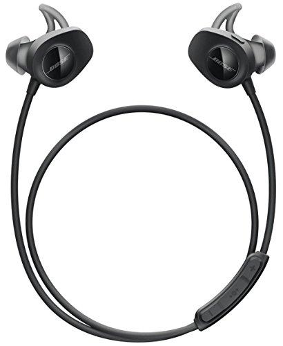 Bose SoundSport Wireless Headphones Black product image