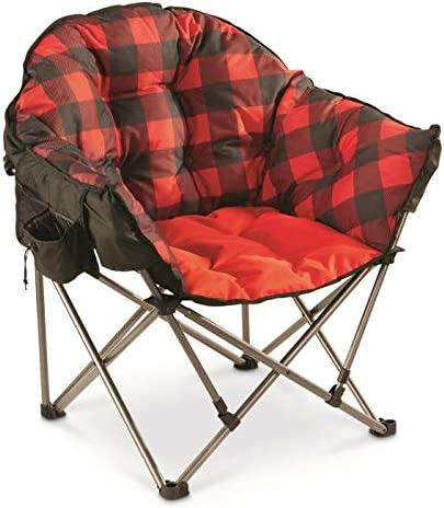 Guide Gear Oversized Club Camp Chair, 500-lb. Capacity