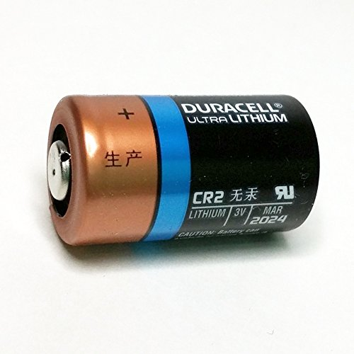 (Duracell Ultra CR2 3v Lithium Photo Battery DL-CR2 8 Pack)